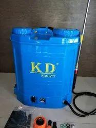 KD Sanitizer sprayer 16L