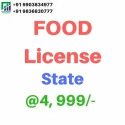 Food License State, in Pan India