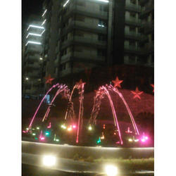 Multipattern Programmable Fountain