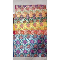 Embroidered Tilfi Semi Silk Fabric