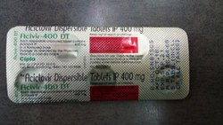 Aciclovir Dispersible Tablets