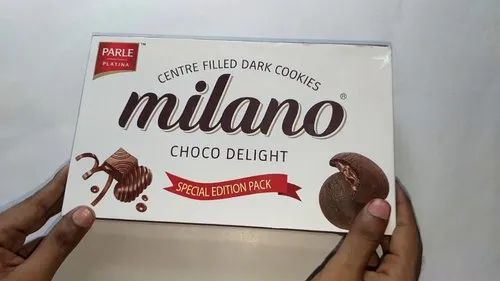 WHITE CARTOON Parle Milano Choco Delight, For Gift