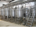 Soybean Milk Plant
