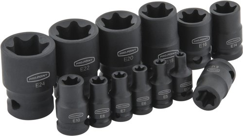 Impact E Star Sockets