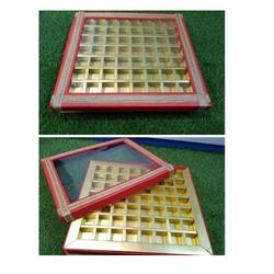 Paper Square 56 Chhapan Bhog Tray