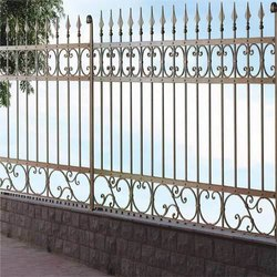 Compound Wall Railings