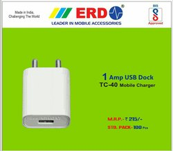 ERD Mobile Charger 1 AMP USB Dock TC - 40