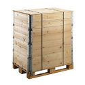Wooden Euro Standard Box