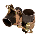 Double/right Angle Coupler (pressed Sheet)