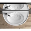 Graglia Wall Hang Basin