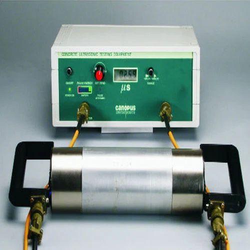 Canopus Ultrasonic Pulse Velocity Apparatus Rs 220000