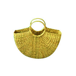 Bamboo U-Cane Handle Bag