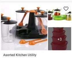 Charmant Asorted Kitchen Utilities