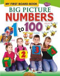 Big Picture Numbers 1 to 100 Book