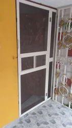 Fiberglass Mosquito Net Door