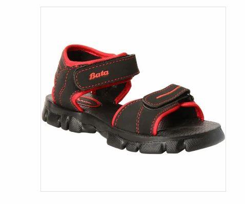 Bata Kids Black Sandals F361691900, Rs