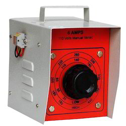 Single Phase Variable Auto Transformer (Variac)