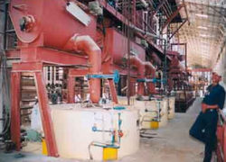 Continuous Centrifugals Machinery
