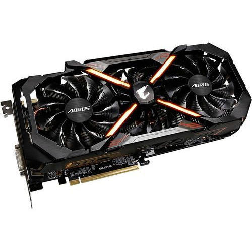 Gigabyte Aorus Geforce Gtx 1080 Ti 11 Gb Graphics Card