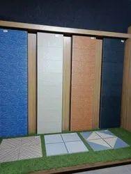 Entrance Elevation Tiles