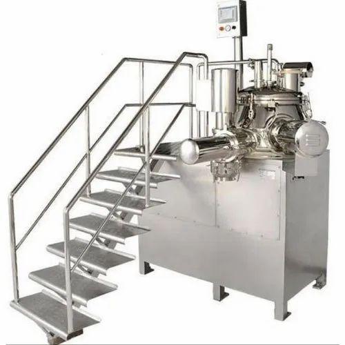 Rapid Dry Powder Mixer Grinder