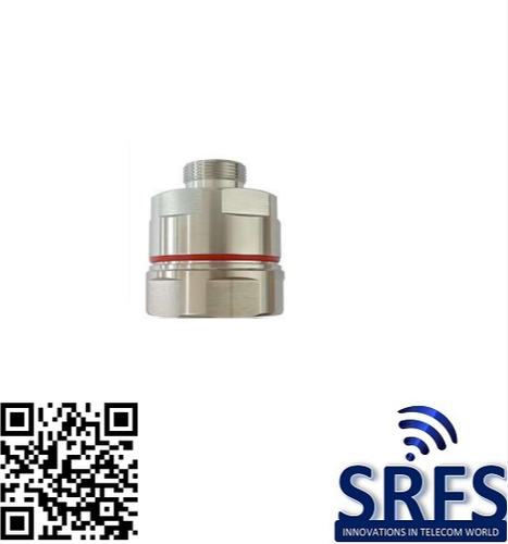 DIN Female Connector For 1-5/8 Feeder Cable - Signity RF