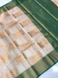Kora Cotton Saree