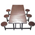 6 Seater Canteen Table