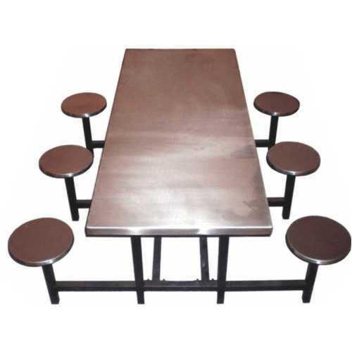 Canteen Table - 6 Seater Canteen Table Manufacturer from Pune