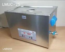 LMUC-25 Digital Ultrasonic Cleaner