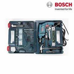 Bosch GSB 10 RE Impact Drill Kit, 10 mm, 500 W, 0 - 2600 rpm