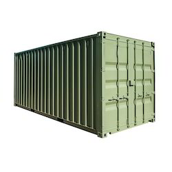 Shipping Site Container