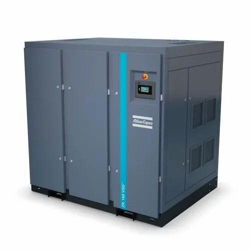 Atlas Copco Air Compressor, Discharge Pressure: 7.5-13 Bar
