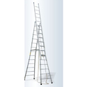 Telescopic Self Support Extendable Ladder