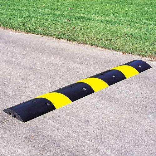 rubber speed bump - Rubber Speed Bumps