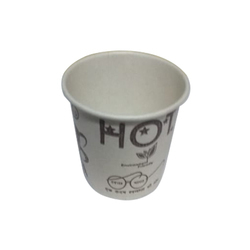 85 Ml Disposable Paper Tea Cup, Packet Size: 5000 Pieces