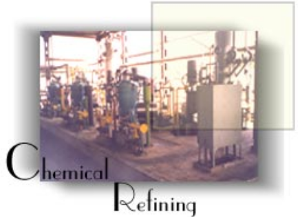 Continuous Chemical Refining