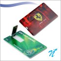 Credit Card Shape Pendrive - 4gb