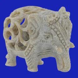 Soapstone Undercut Elephant Manufacturers