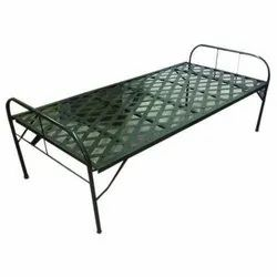 Metal Foldable Steel Bed