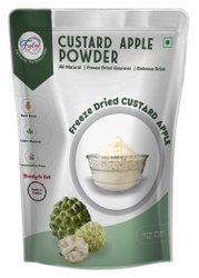 Freeze Dried Custard Apple Powder