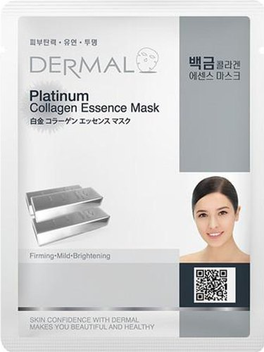 Dermal Korea Platinum Collagen Essence Face Mask