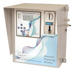Coin and Rfid Card Operated Water ATM with GSM