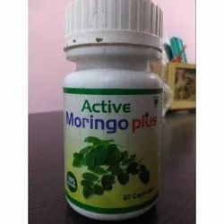 Active Herbal Moringa Plus Capsules