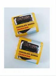 Chocolate Teddies Quinoa Bar