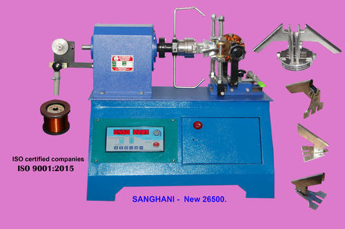 Automatic Standard Ceiling Fan Coil Rewinding Machine Rs