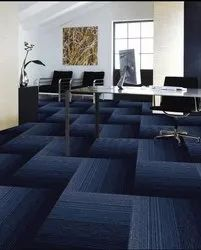Polypropylene Carpet Tiles