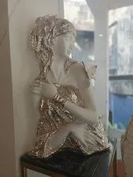 Ceremic, polyresin etc. Decorative show pieces, Dust With Dry Cloth