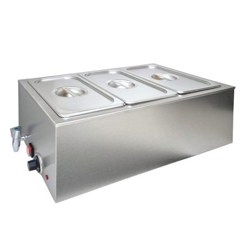 Bain Marie Service Counter - Chat Counter Manufacturer from Coimbatore