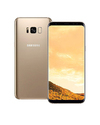 Samsung Galaxy S8,maple Gold,refurbished, With Bill And 6 Month Manufacturer Warranty